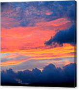 Appalachian Sunset Canvas Print