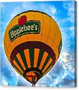 Appelbee's Hot Air Balloon Canvas Print