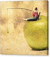 Apple Dream Canvas Print