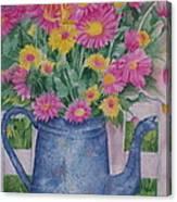 April Showers Bring Canvas Print