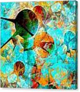 Aquarium 612-12-13 Marucii Canvas Print