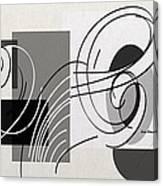Arabescos 1 Canvas Print