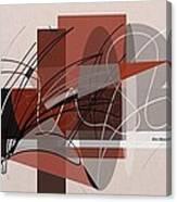 Arabescos 2 Canvas Print