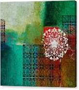 Arabic Motif 6 Canvas Print