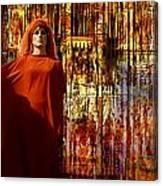 Arabien Night Canvas Print