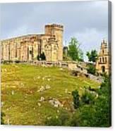 Aracena Castle Sxiii Canvas Print
