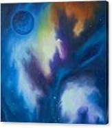 Aramon Nebula  Canvas Print