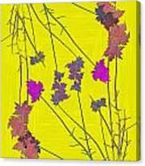 Arbor Autumn Harmony 12 Canvas Print