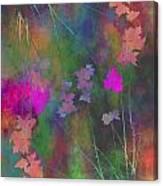 Arbor Autumn Harmony 3 Canvas Print