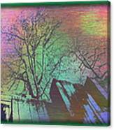 Arbor In The City 6 Canvas Print