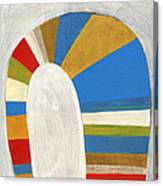 Arch Four Canvas Print