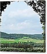 Arch To Austria Canvas Print