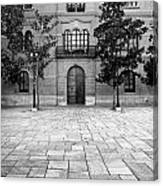 Archbishop's Palace Granada Canvas Print