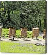 Archery Range Canvas Print
