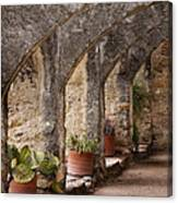 Arches Of San Jose Canvas Print
