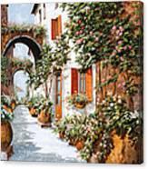 Archi E Orci Canvas Print