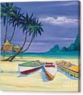 Archipelago II Canvas Print