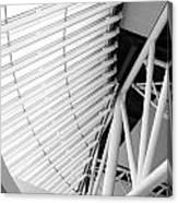 Architectural Details Canvas Print