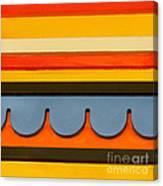 Architectural Molding Canvas Print