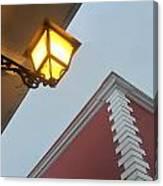 Architecture And Lantern 3 Canvas Print