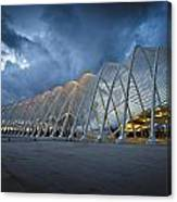 architecture by Calatrava Canvas Print