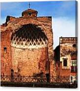 Architecture Of Italy Canvas Print