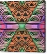 Architopia Canvas Print