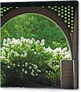 Archway To Glory Canvas Print