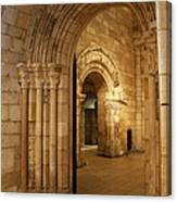 Archways Cloisters Nyc Canvas Print