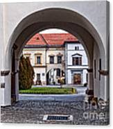 Archways Canvas Print