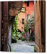 Arco Degli Acetari Canvas Print