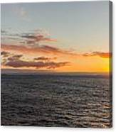 Arctic Daybreak Canvas Print