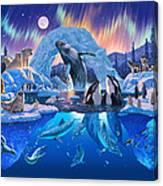 Arctic Harmony Canvas Print