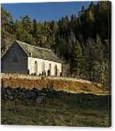 Ardclach Church Canvas Print