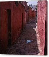Arequipa    Peru   #12303 Canvas Print