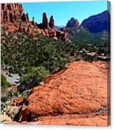 Arizona Bell Rock Valley N8 Canvas Print