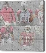 Arizona Cardinals Legends Canvas Print