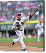 Arizona Diamondbacks V Chicago White Sox Canvas Print