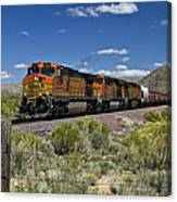 Arizona Express Canvas Print