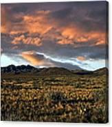 Arizona Landscape Canvas Print