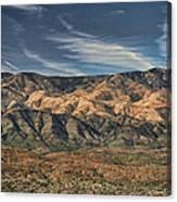 Arizona Lonesome Canvas Print