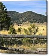 Arizona Mountains Canvas Print