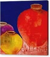 Arizona Pottery Canvas Print