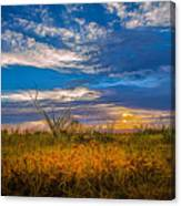 Arizona Sunset 27 Canvas Print