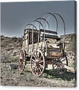 Arizona Wagon Canvas Print
