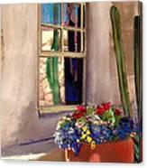 Arizona Window Canvas Print