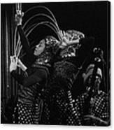 Arkestra Dancers 1 Canvas Print