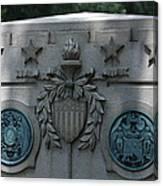 Arlington National Cemetery - 121216 Canvas Print