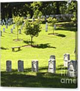 Arlington National Cemetery - 540 Canvas Print