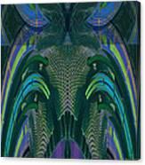 Armadillus Rex Canvas Print